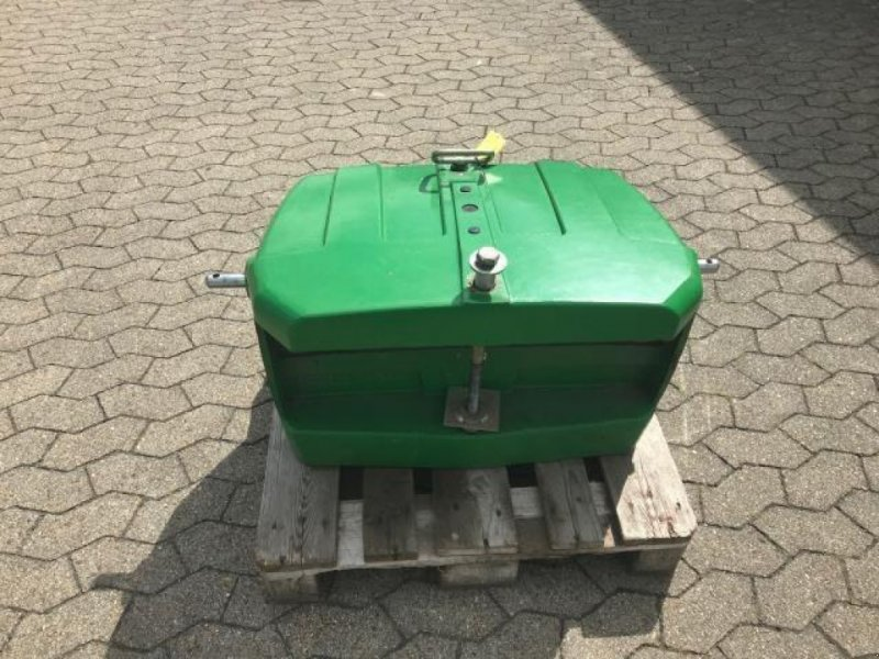 Frontgewicht типа John Deere 900 KG PICKUP VÆGT, Gebrauchtmaschine в Bramming (Фотография 2)