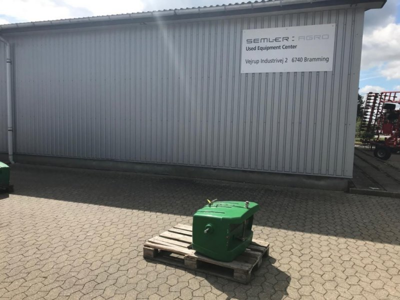 Frontgewicht типа John Deere 900 KG PICKUP VÆGT, Gebrauchtmaschine в Bramming (Фотография 1)