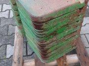 Frontgewicht типа John Deere set gewichten 10x40kg, Gebrauchtmaschine в Schoonebeek