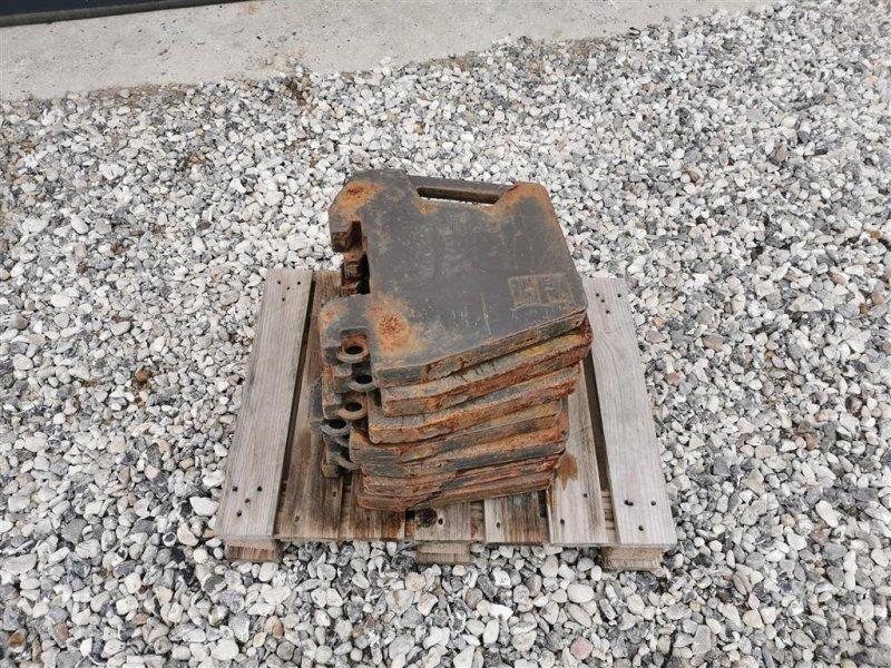 Frontgewicht a típus Massey Ferguson 45 kg, Gebrauchtmaschine ekkor: Thorsø (Kép 1)