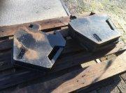 Frontgewicht a típus Massey Ferguson MF cassettegewicht 45 kg 6 stuks, Gebrauchtmaschine ekkor: Stolwijk