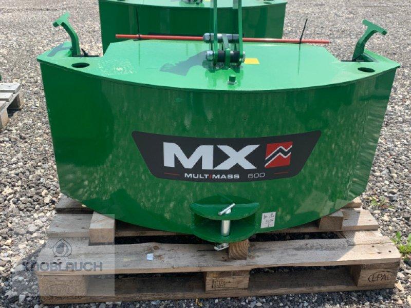 Frontgewicht типа MX Multi Mass 600, Neumaschine в Stockach (Фотография 1)