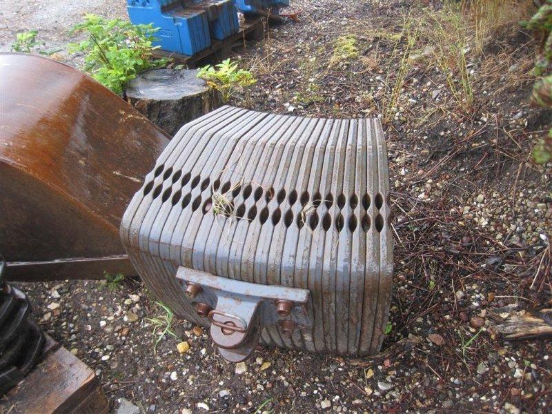 Frontgewicht типа New Holland 45 kg vægte, Gebrauchtmaschine в Aabenraa (Фотография 1)