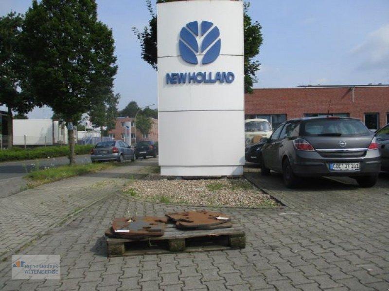 Frontgewicht des Typs New Holland Gewichtsplatten 86504858, Gebrauchtmaschine in Altenberge (Bild 1)