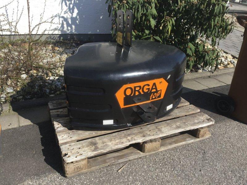 Frontgewicht des Typs Orga Top 600 KG, Gebrauchtmaschine in Plattling (Bild 1)