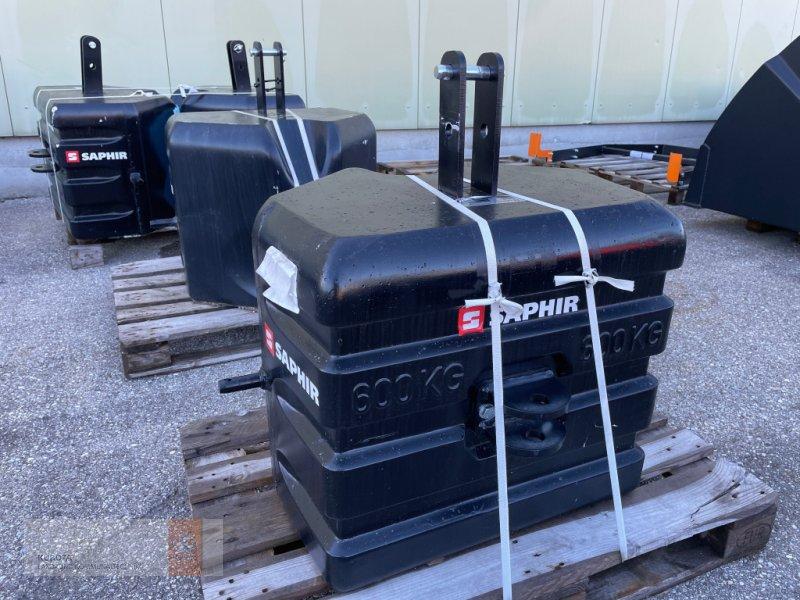 Frontgewicht tipa Saphir 600kg Gewicht, Neumaschine u Biessenhofen (Slika 1)