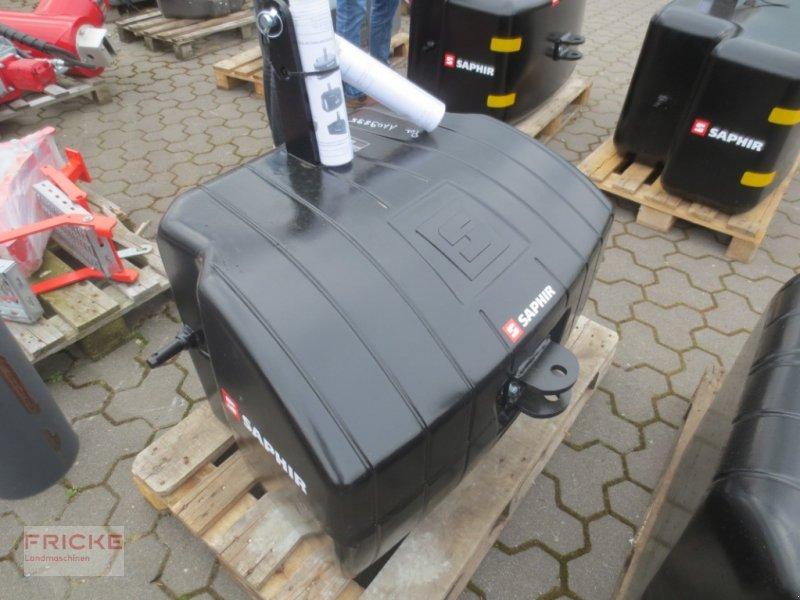 Frontgewicht tipa Saphir NG 900 kg -NEU-, Gebrauchtmaschine u Bockel - Gyhum (Slika 1)