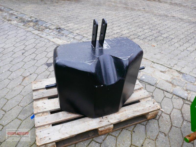 Frontgewicht typu Saphir Stahlbetongewicht Standard 400kg, Neumaschine v Dorfen (Obrázok 3)