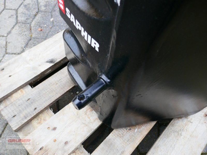 Frontgewicht typu Saphir Stahlbetongewicht Standard 400kg, Neumaschine v Dorfen (Obrázok 5)