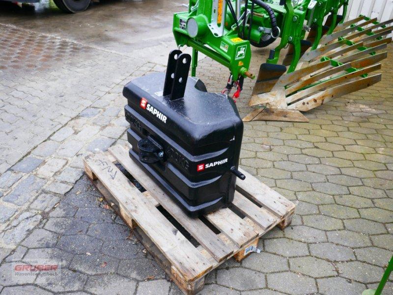 Frontgewicht typu Saphir Stahlbetongewicht Standard 400kg, Neumaschine v Dorfen (Obrázok 2)