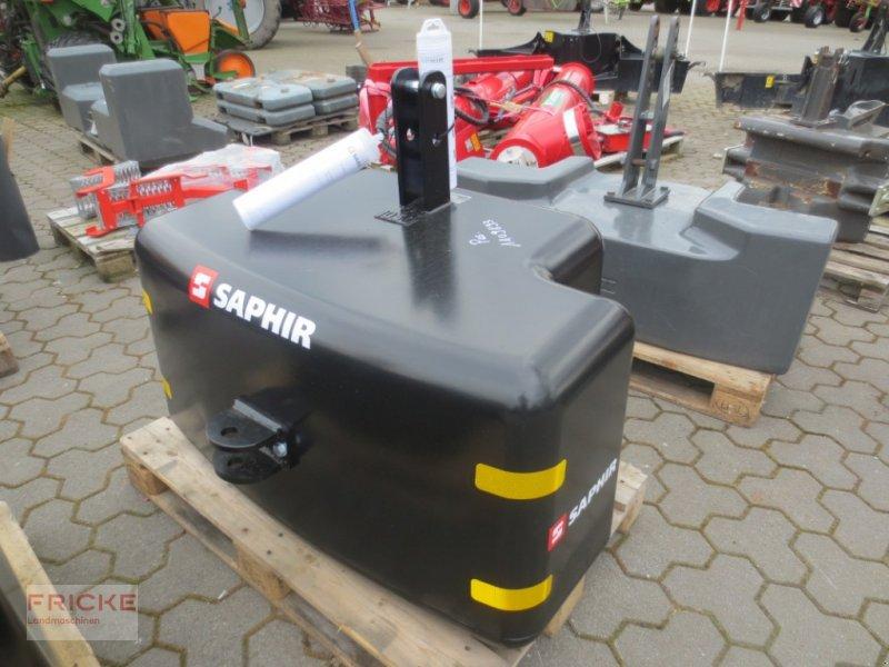 Frontgewicht tipa Saphir TOP 1050 kg -NEU-, Gebrauchtmaschine u Bockel - Gyhum (Slika 1)