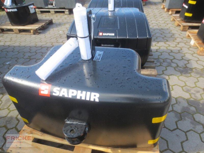 Frontgewicht tipa Saphir TOP 750 kg, Gebrauchtmaschine u Bockel - Gyhum (Slika 1)