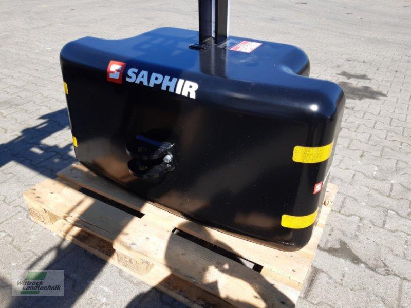 Frontgewicht типа Saphir Top 750, Neumaschine в Georgsheil (Фотография 1)