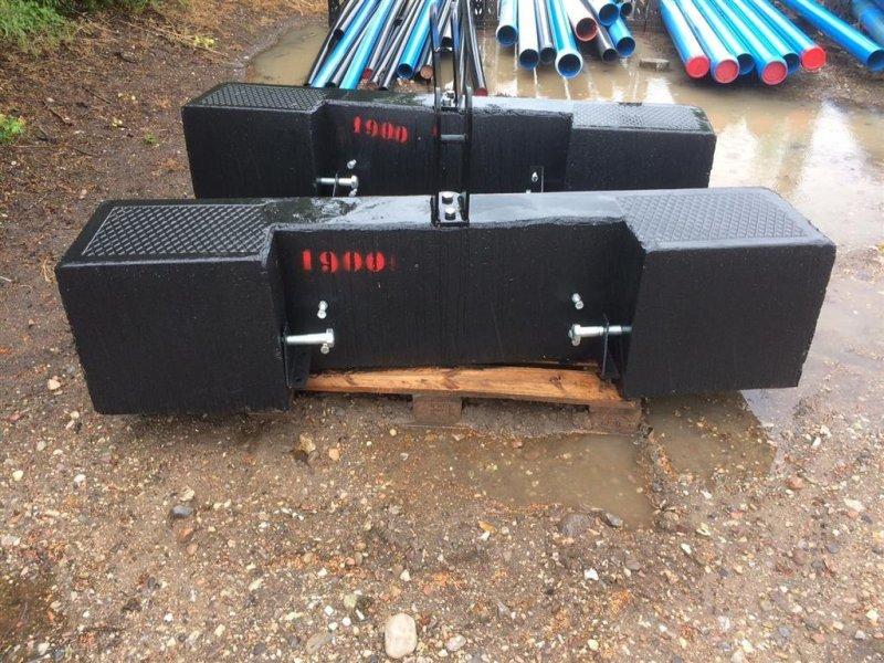 Frontgewicht типа Sonstige 2450 kg, Gebrauchtmaschine в Tinglev (Фотография 1)