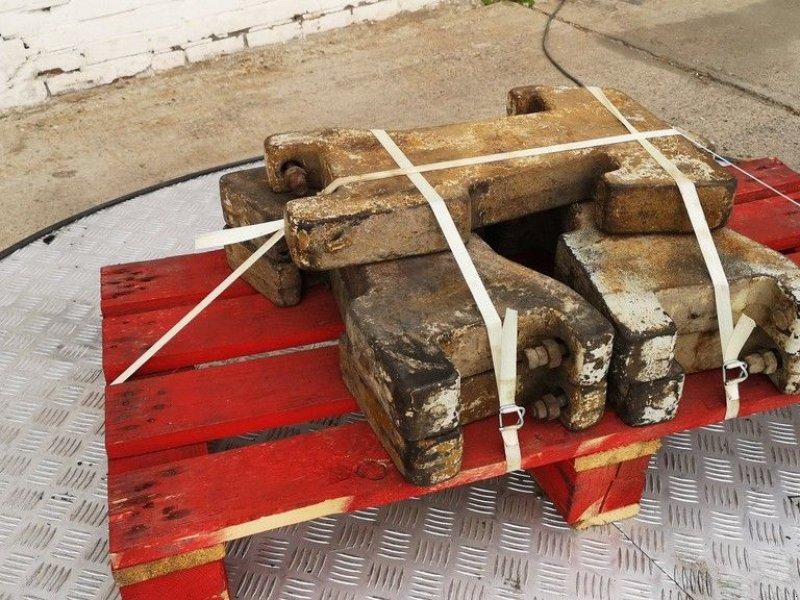 Frontgewicht tipa Sonstige 5x Contragewicht 35KG/st, Gebrauchtmaschine u Leende (Slika 1)