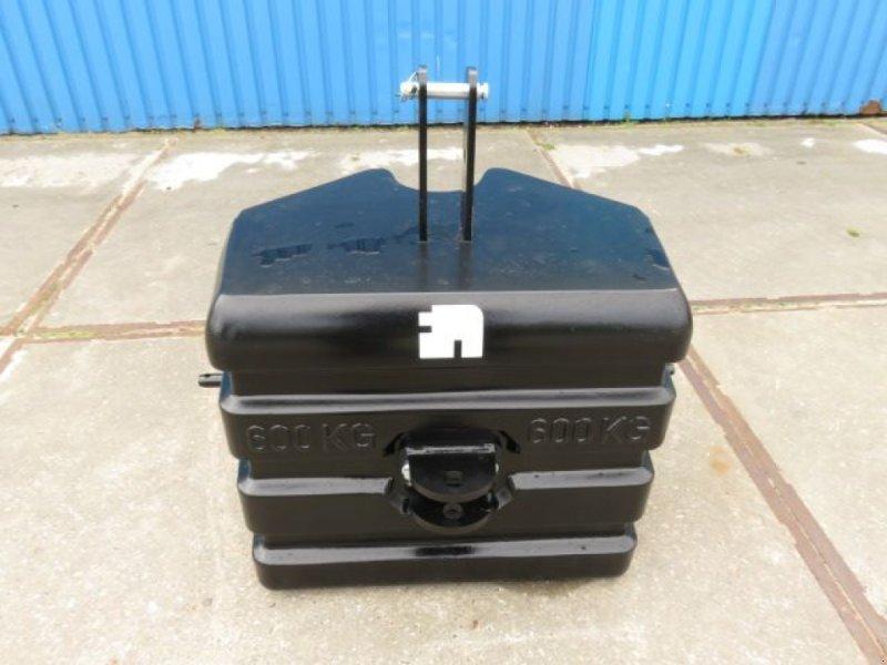 Frontgewicht типа Sonstige 600 kg, Gebrauchtmaschine в Joure (Фотография 1)