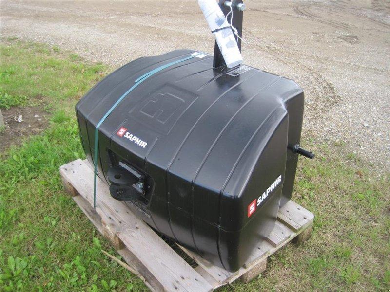 Frontgewicht типа Sonstige 900 kg Saphir, Gebrauchtmaschine в Aabenraa (Фотография 1)