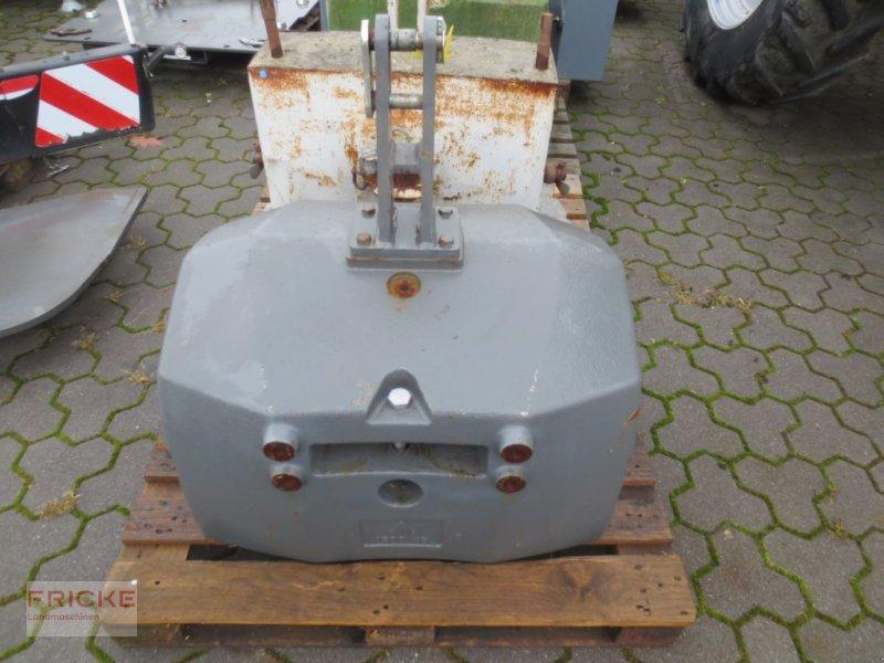 Frontgewicht типа Sonstige Agco 1500kg, Gebrauchtmaschine в Bockel - Gyhum (Фотография 1)