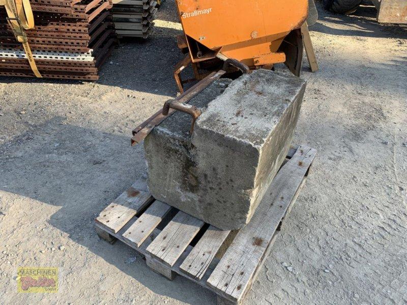 Frontgewicht типа Sonstige Betongewicht 400, Gebrauchtmaschine в Kötschach (Фотография 1)