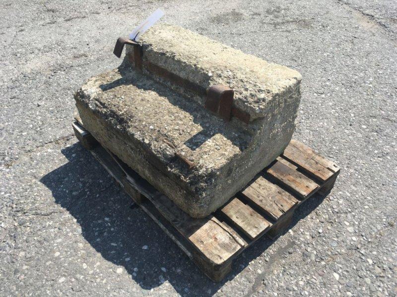 Frontgewicht типа Sonstige Betongewicht, Gebrauchtmaschine в Villach (Фотография 1)