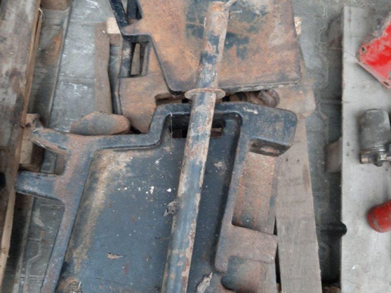 Frontgewicht типа Sonstige Case 1455, Gebrauchtmaschine в Breukelen (Фотография 1)