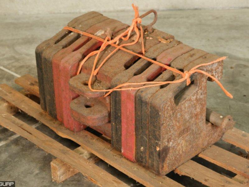 Frontgewicht типа Sonstige Case Frontgewicht set 44/45 serie, Gebrauchtmaschine в Wijhe (Фотография 1)