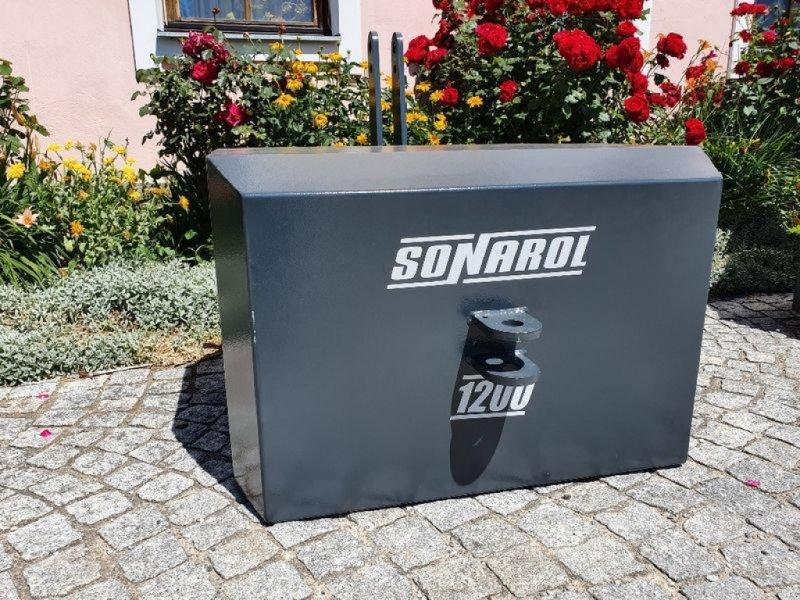 Frontgewicht типа Sonstige Frontgewicht 1200 kg, Neumaschine в Brunn an der Wild (Фотография 1)