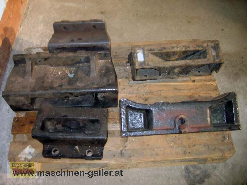 Frontgewicht типа Sonstige Konsole Frontgewicht, Gebrauchtmaschine в Kötschach (Фотография 1)