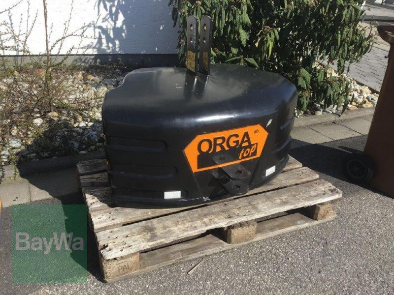 Frontgewicht des Typs Sonstige Orga 600 kg, Gebrauchtmaschine in Plattling (Bild 1)