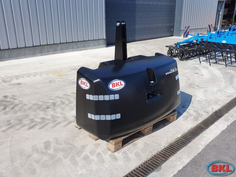 Frontgewicht tipa Sonstige Pateer FP-Pac 2500kg  2200€, Neumaschine u Rovisce (Slika 7)