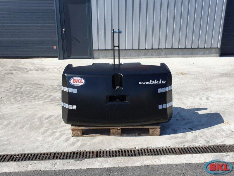 Frontgewicht tipa Sonstige Pateer FP-Pac 2500kg  2200€, Neumaschine u Rovisce (Slika 8)