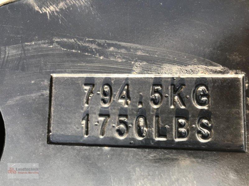 Frontgewicht типа Sonstige Radgewichte 795 kg / Stück 1750 LBS, Neumaschine в Marl (Фотография 6)