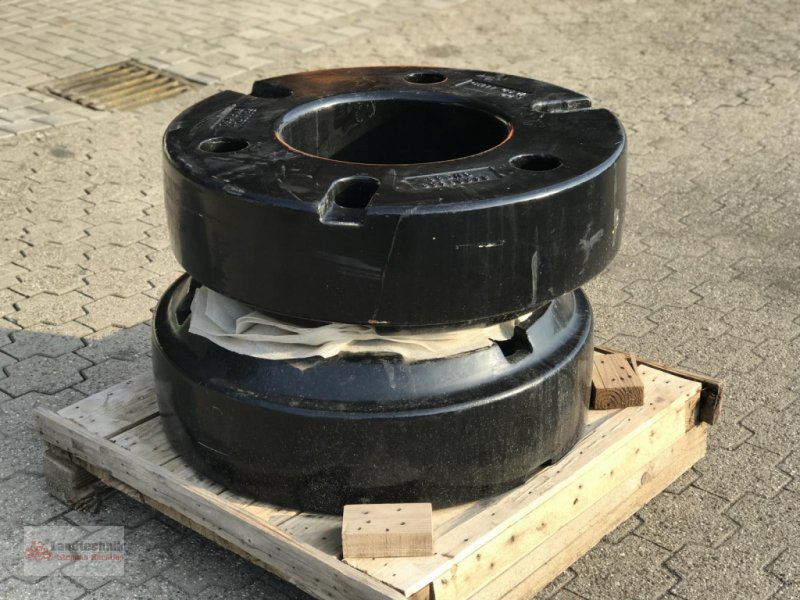 Frontgewicht типа Sonstige Radgewichte 795 kg / Stück 1750 LBS, Neumaschine в Marl (Фотография 4)