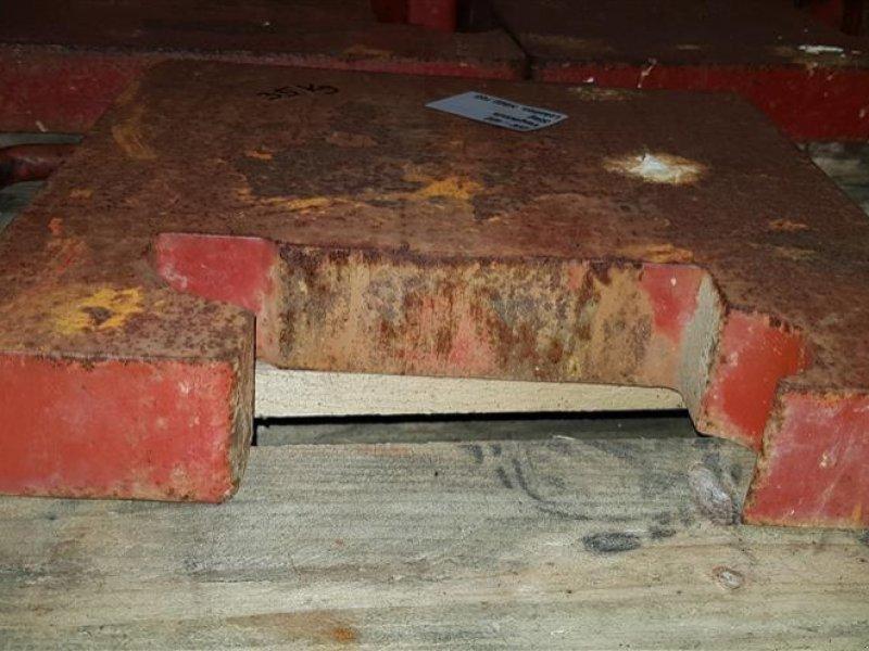 Frontgewicht типа Sonstige vægtklodser 35kg, Gebrauchtmaschine в Hemmet (Фотография 3)