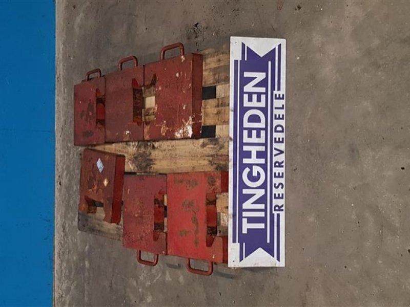 Frontgewicht типа Sonstige vægtklodser 35kg, Gebrauchtmaschine в Hemmet (Фотография 1)