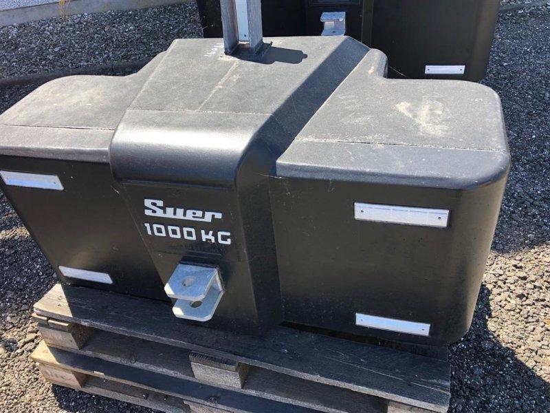 Frontgewicht типа Suer 1000kg kompakt - www.suer.dk, Gebrauchtmaschine в Holstebro (Фотография 1)