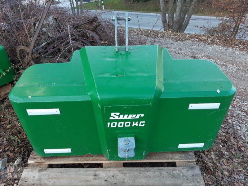 Frontgewicht типа Suer 1000kg, Neumaschine в Erding (Фотография 1)