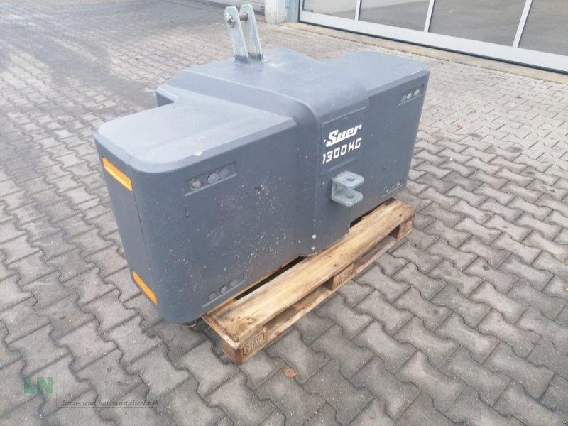 Frontgewicht типа Suer 1300 kg, Gebrauchtmaschine в Eggenfelden (Фотография 1)