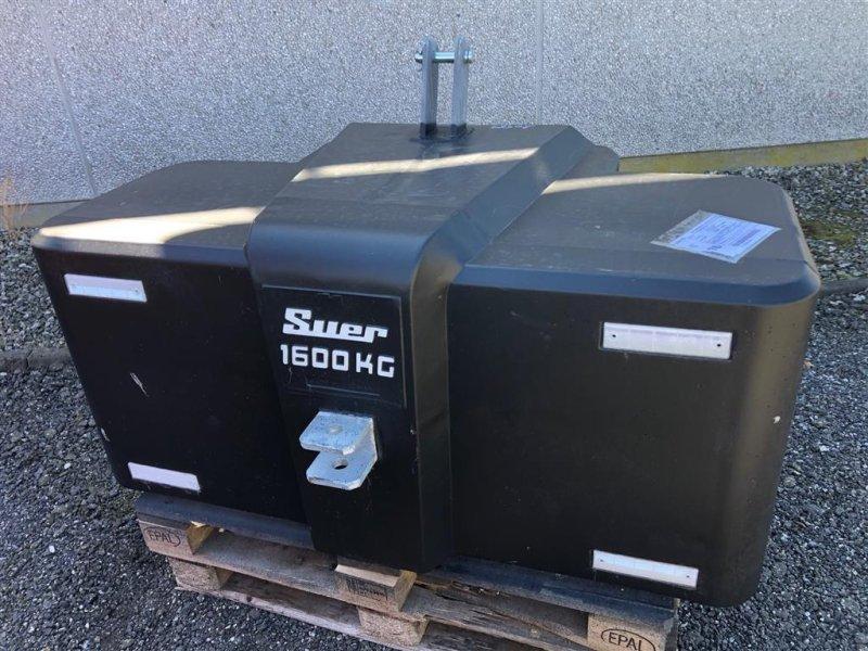 Frontgewicht типа Suer 1600 kg, Gebrauchtmaschine в Holstebro (Фотография 1)