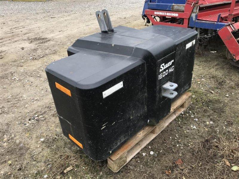 Frontgewicht типа Suer 1600 kg, Gebrauchtmaschine в Løgstør (Фотография 1)