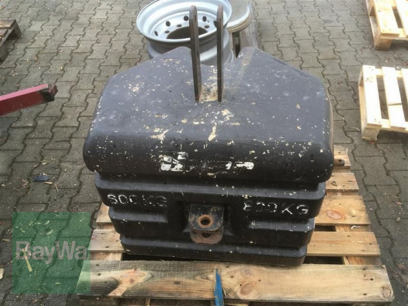 Frontgewicht типа Suer 600 KG, Gebrauchtmaschine в Landshut (Фотография 1)