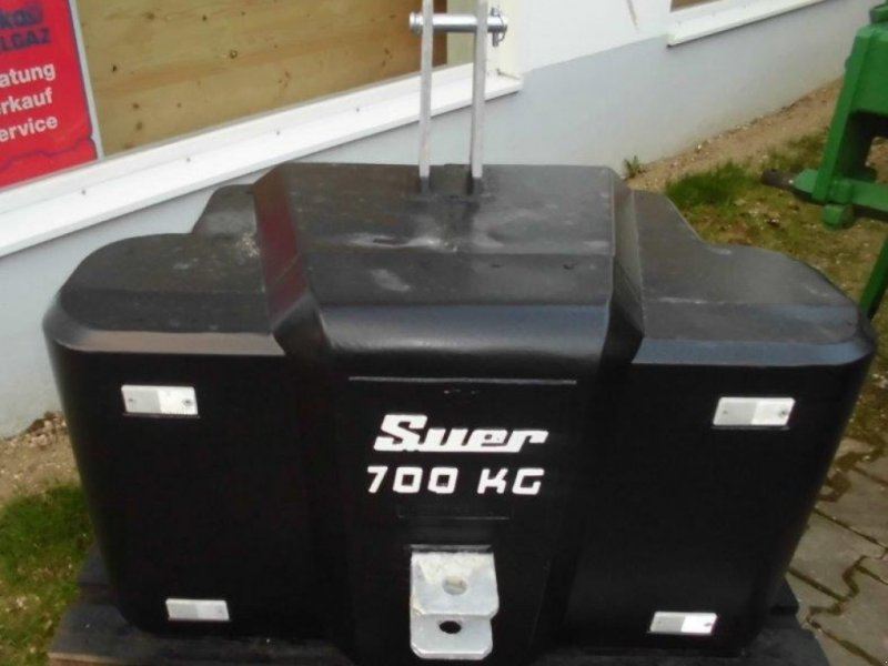 Frontgewicht типа Suer 700 kg, Neumaschine в Au/Hallertau (Фотография 1)