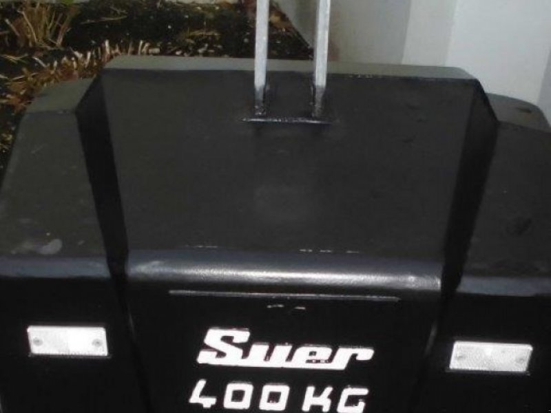Frontgewicht a típus Suer 700 kg, Neumaschine ekkor: Au/Hallertau (Kép 2)