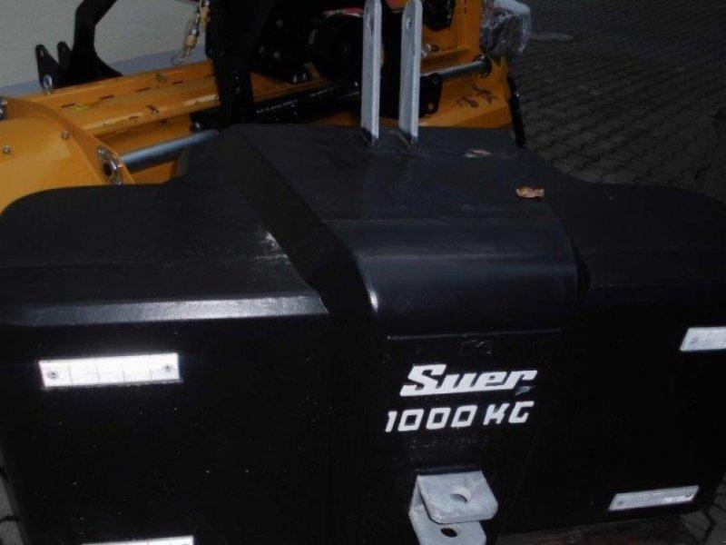 Frontgewicht a típus Suer 700 kg, Neumaschine ekkor: Au/Hallertau (Kép 3)