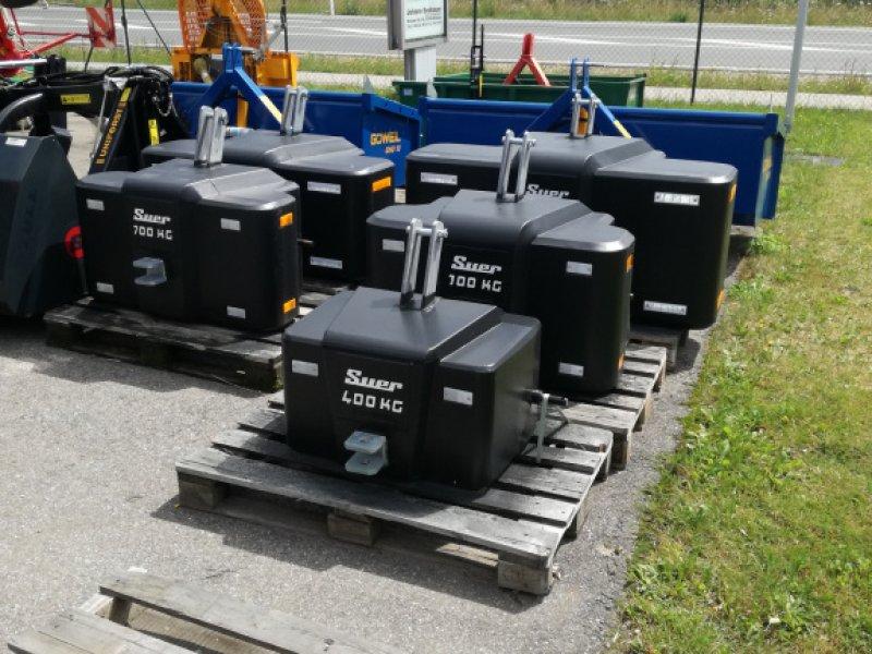 Frontgewicht типа Suer 700 kg, Neumaschine в Nittenau (Фотография 1)
