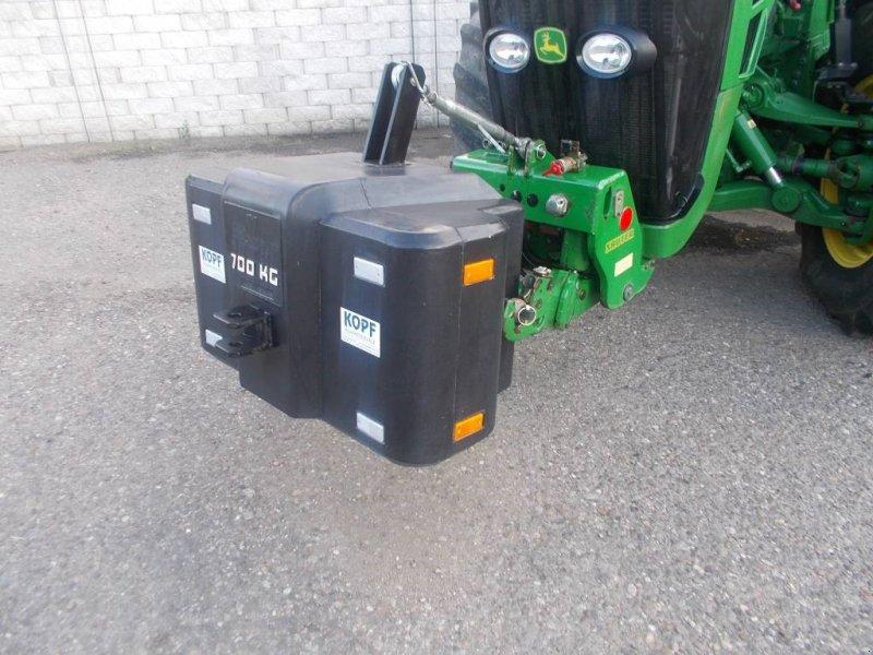 Frontgewicht a típus Suer Frontgewichte 500 - 1600 kg, Neumaschine ekkor: Schutterzell (Kép 1)
