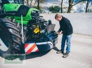 Traktorbumper SafetyWeight 800 kg Unterfahrschutz Frontgewicht Frontgewicht