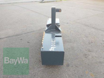 Frontgewicht des Typs Wanner 1200 kg, Gebrauchtmaschine in Bamberg (Bild 4)