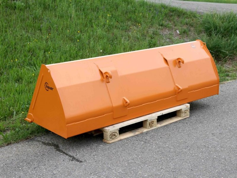 Fronthydraulik & Zapfwelle типа Hauer Leichtgutschaufel lang verstärkt, Neumaschine в Mesikon (Фотография 1)