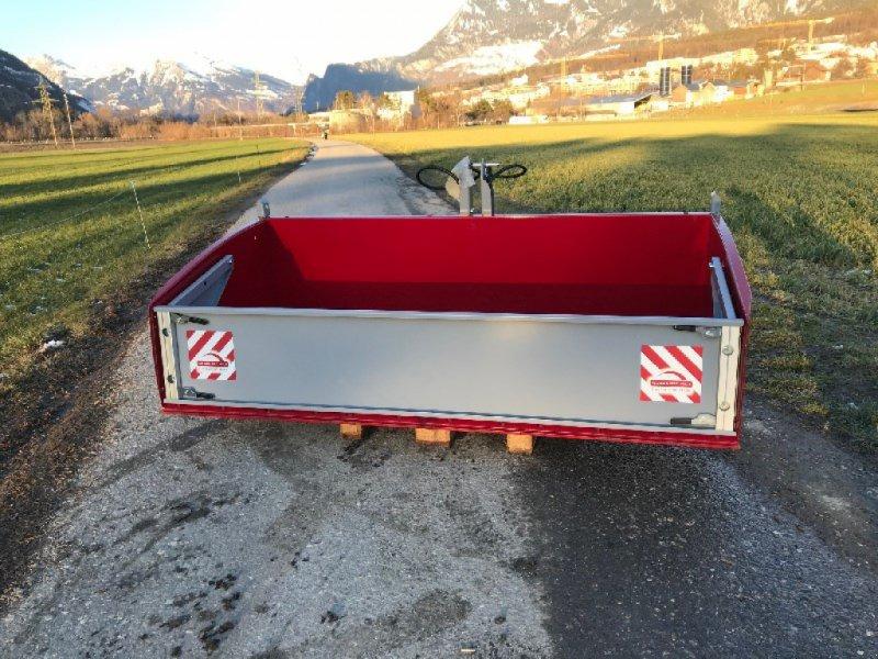 Fronthydraulik & Zapfwelle типа Rosensteiner Judo 220D Hochkippschaufel, Gebrauchtmaschine в Chur (Фотография 3)